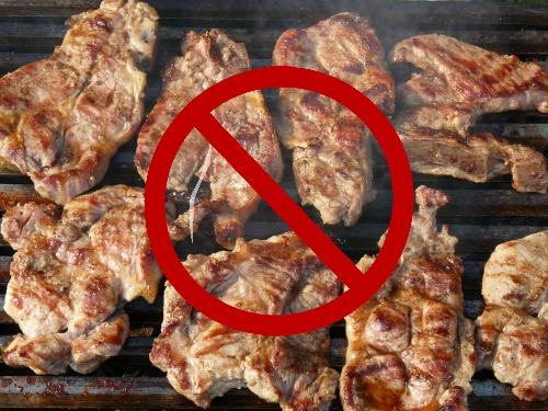 skip expensive cuts of meat to save money on a bbq