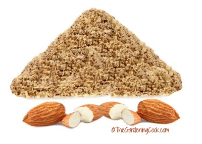 use almond meal in place of bread crumbs