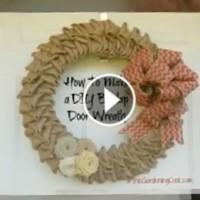 burlap-wreath-video