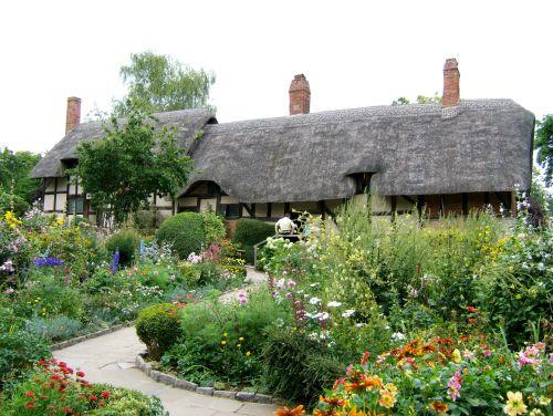 Anne Hathaway's garden in Stratford Upon Avon