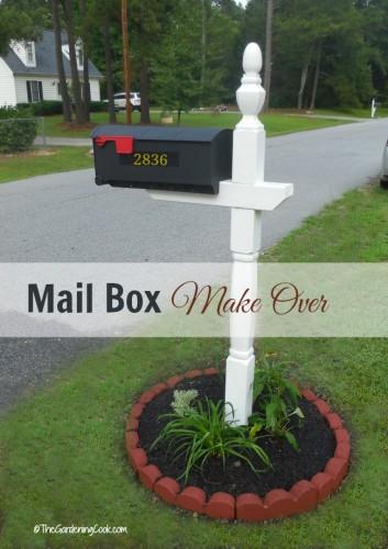 Mailbox-make-over
