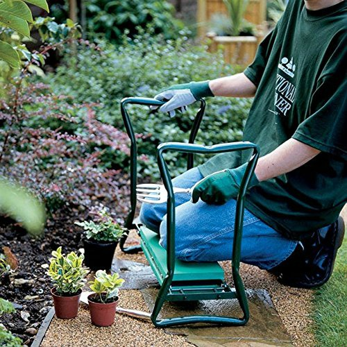 Garden Kneeler and Seat by Ohuhu