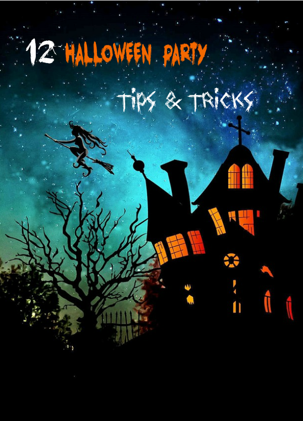 Follow these 12 budget friendly Halloween party tips for a freakishly fun and budget friendly Halloween party this year.