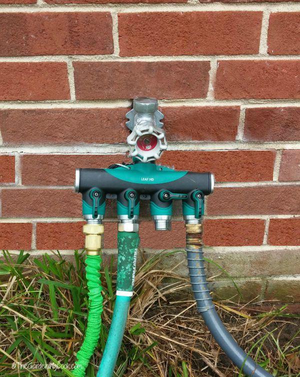 4 hose adaptor