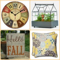 Decorating a sun room for fall