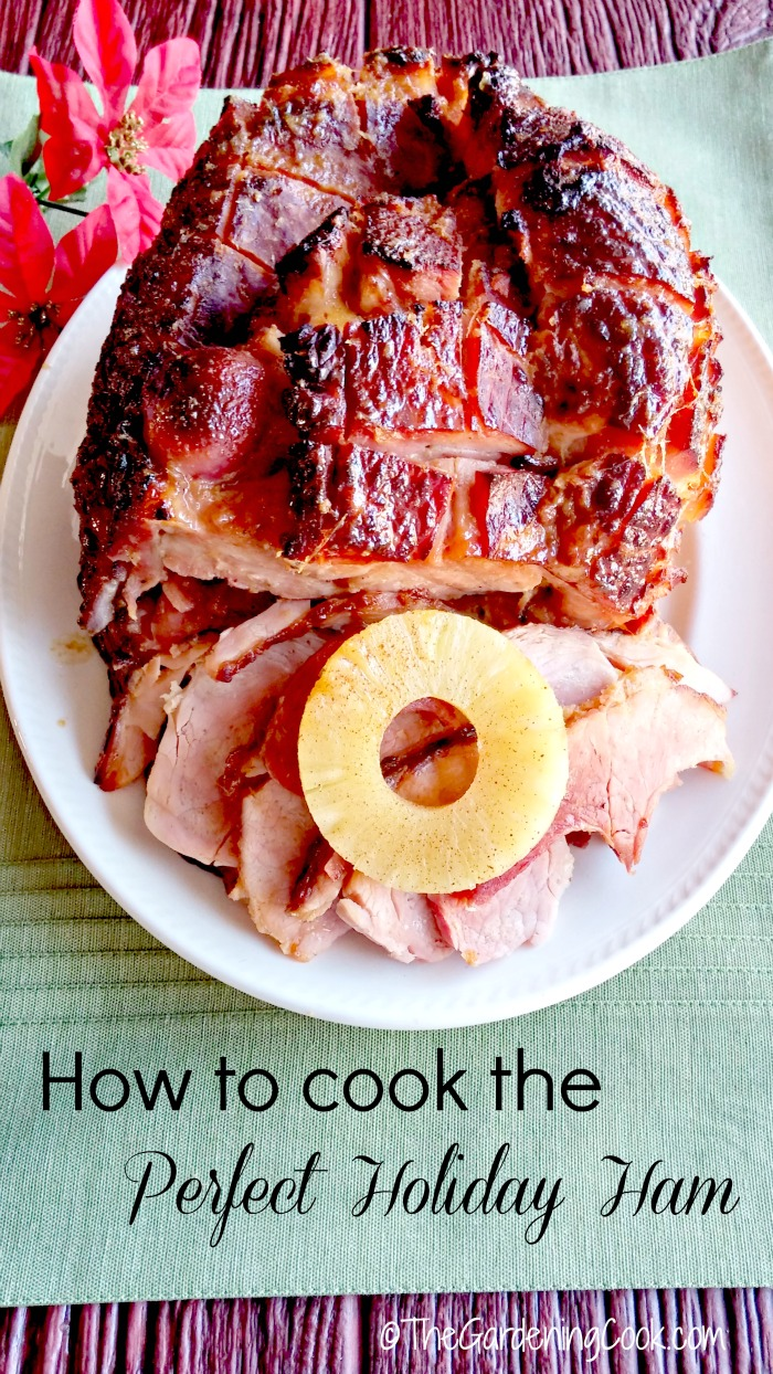 how to cook christmas ham with pineapple