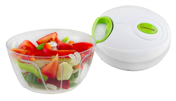 Giveaway for a food chopper