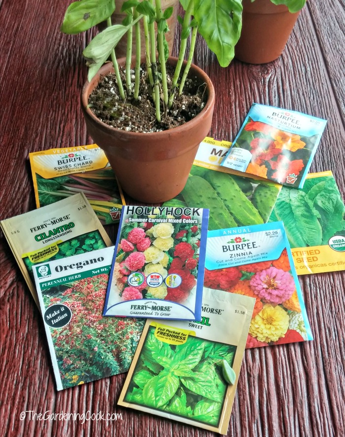 Start your seeds indoors