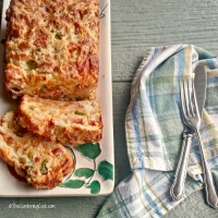 Bacon jalapeno cheese bread