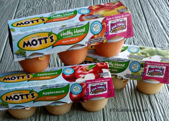Mott's Healthy harvest deal