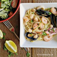 seafood piccata