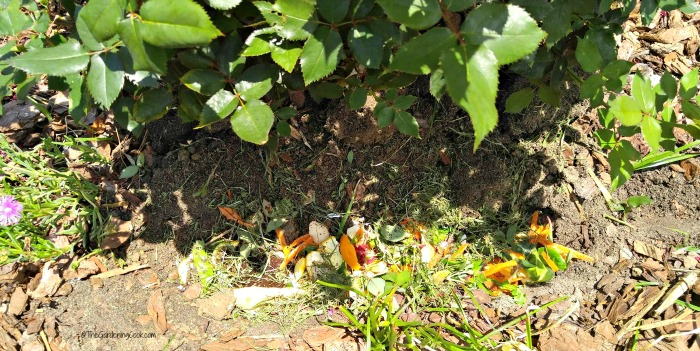 trecnch composting is great for those who cannot manage a normal compost pile.