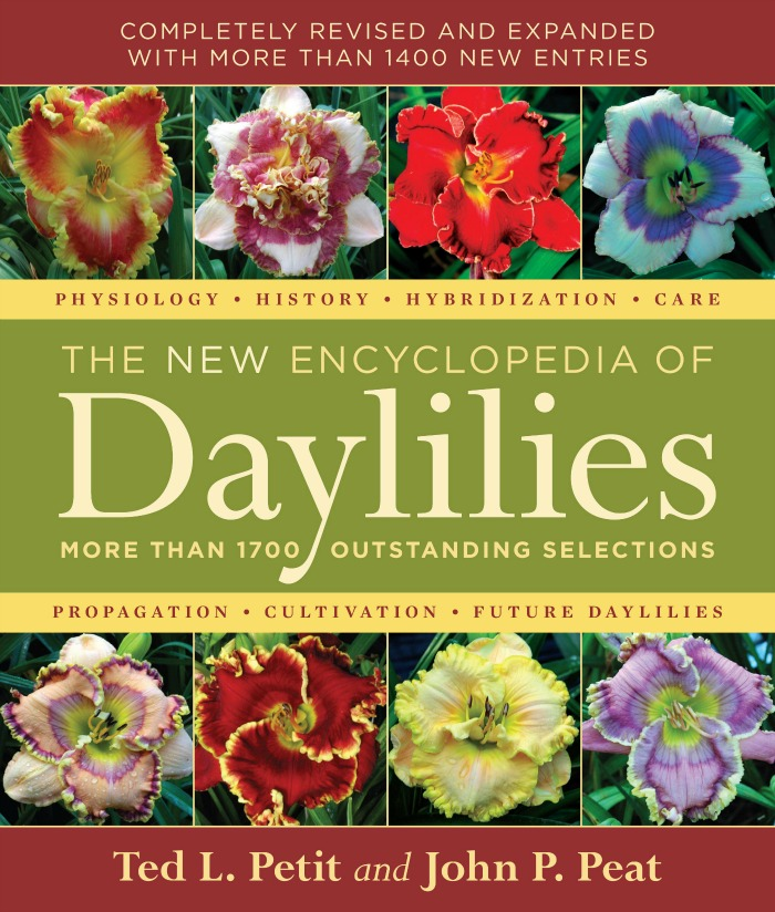The New Encyclopedia of Daylilies.