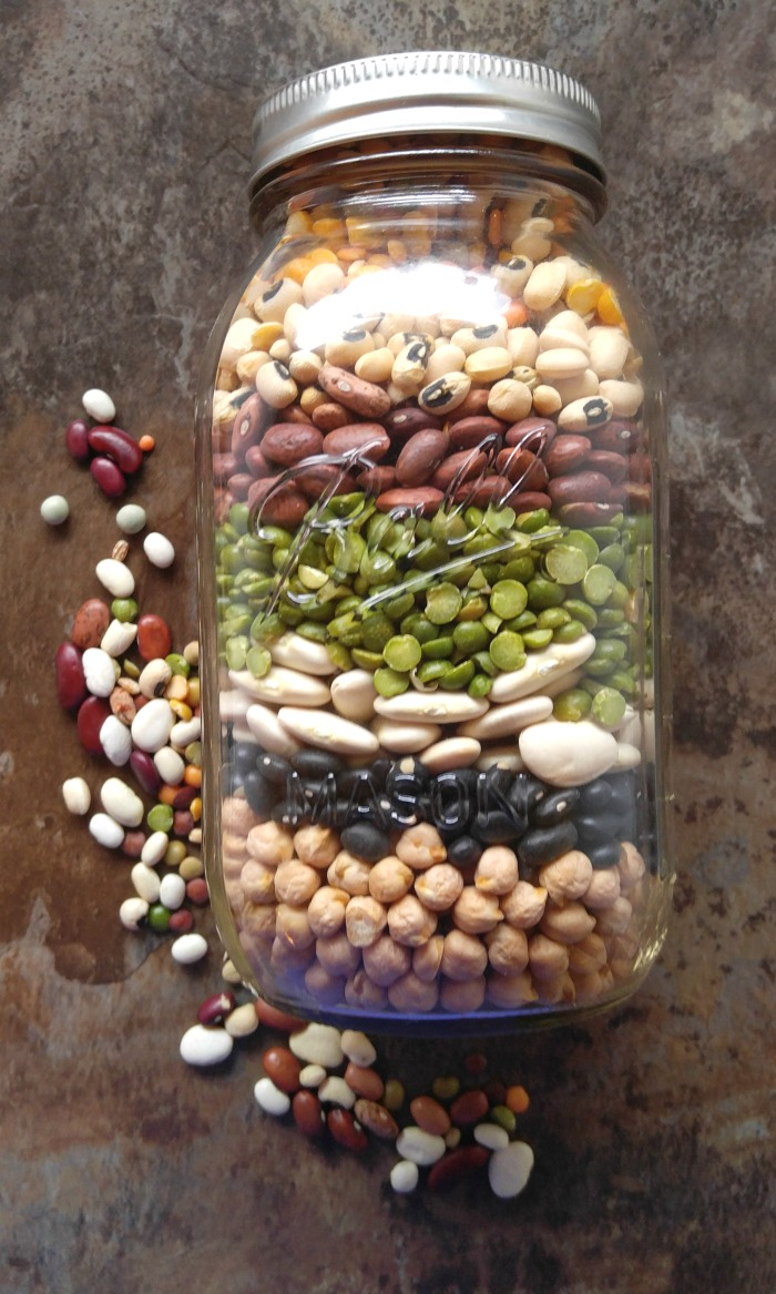 7 bean soup mix