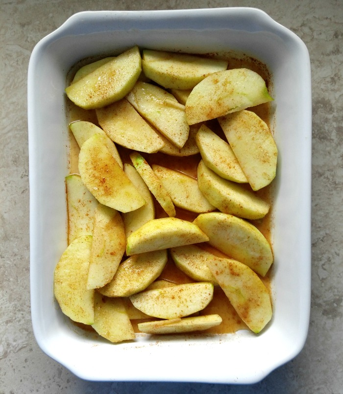 how to cook baked apples