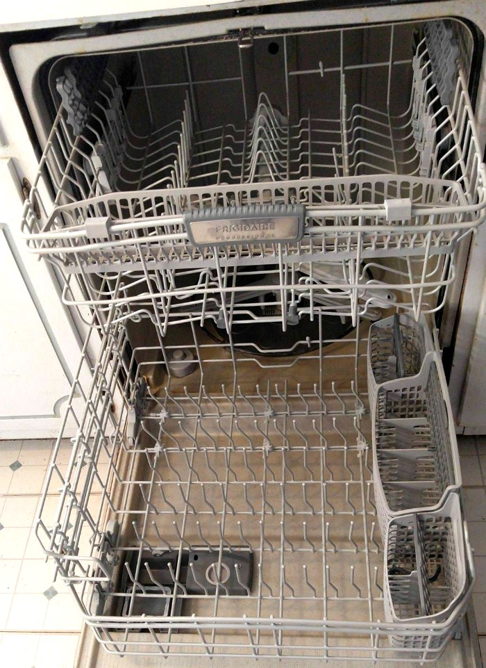 Start your party with an empty dishwasher to make clean up easier later.