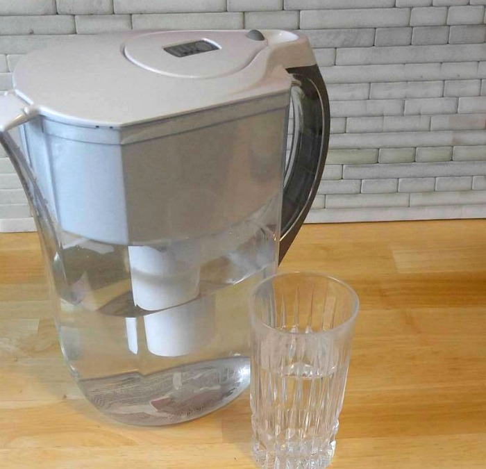 Drink Filtered water instead of soda