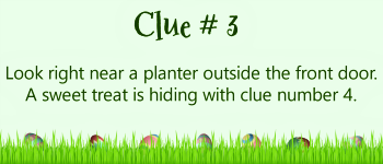 Build an Easter Basket with clues - #3
