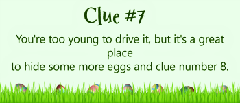 Build an Easter Basket with clues - #7