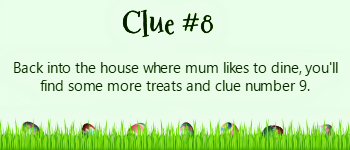 Build an Easter Basket with clues - #8