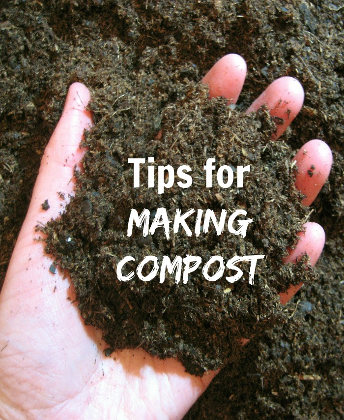 Tips for Making Compost