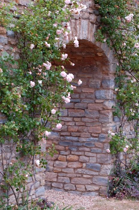 stone arbor