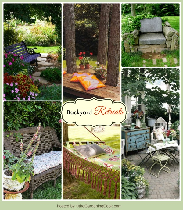 Back yard retreat areas to inspire. - Backyard Retreat Ideas - Some Of My Favorites - From Around The Net