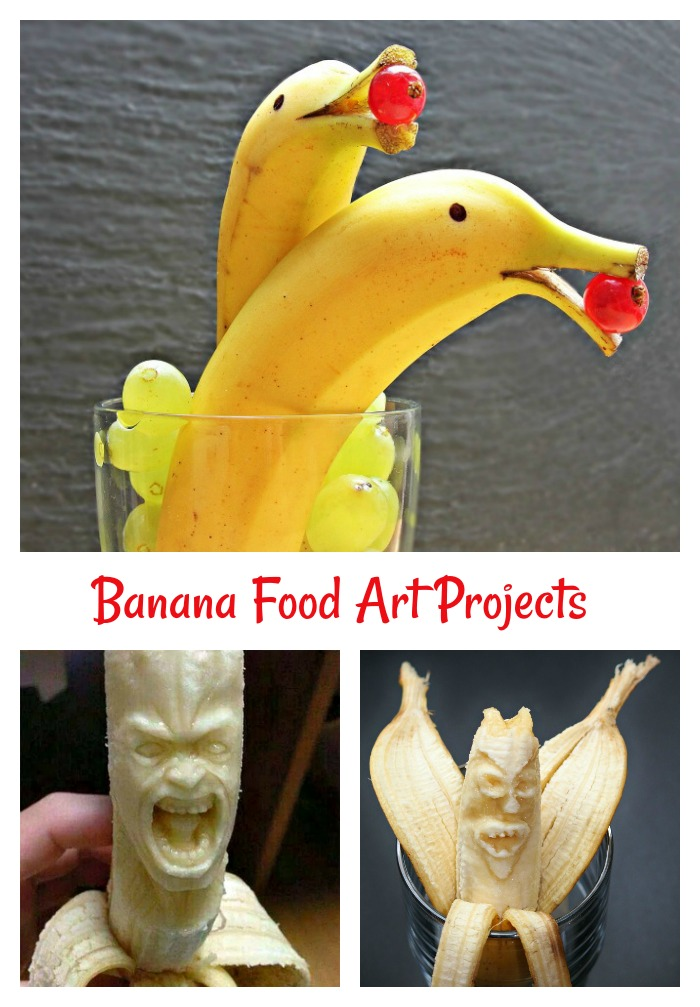 Banana Food art