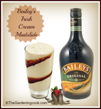 Mudslide Cocktail Recipe - Baileys Irish Cream Mudslide