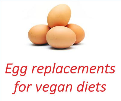 egg replacements