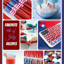Celebrate in a patriotic way this 4th of July.
