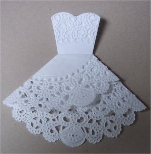 Doily Dress Tutorial