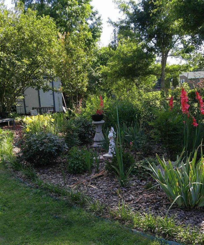 Test garden 2016