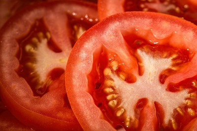 Tomatoes have a lot of moisture and can make a soggy sandwich