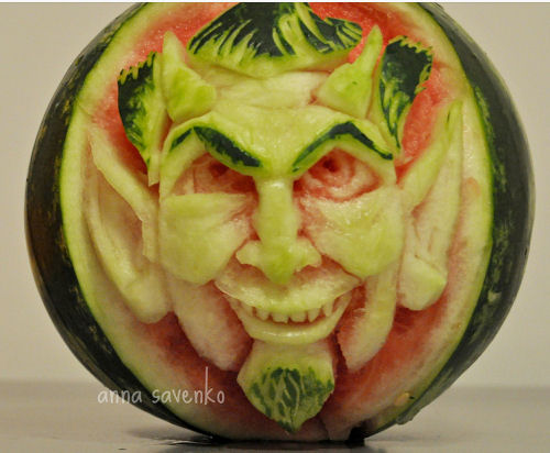 watermelon devil