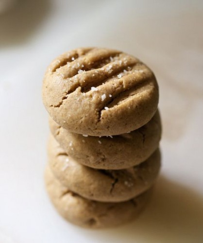 Soft Whole wheat peanut butter cookie