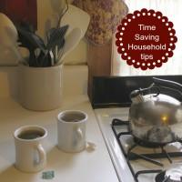Time Saving Household tips
