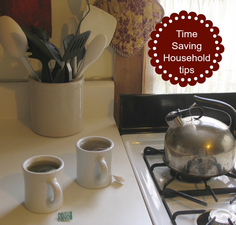Time Saving Household tips