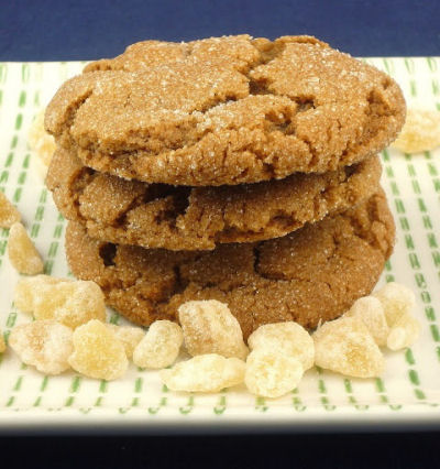 Ginger Spice Cookie