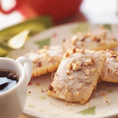 Cinnamon Almond Strips Cookie