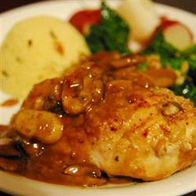 30 MInute chicken marsala