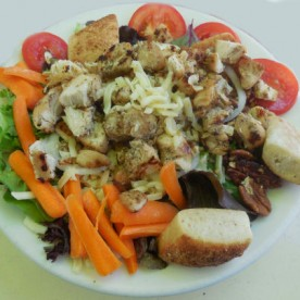 Bantam Weight Salad