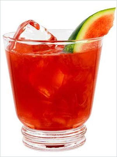 Red Ruby Breeze - Vodka