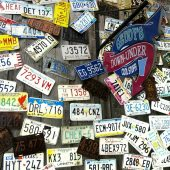 Uses for License Plates
