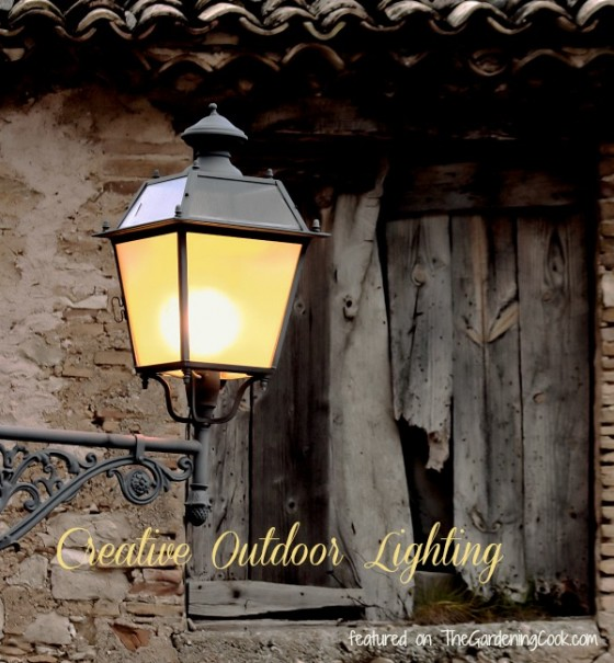 Creative Outdoor Lighting Ideas