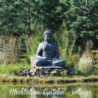 Meditation Garden Settings