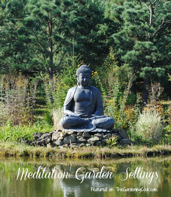Meditation Garden Settings
