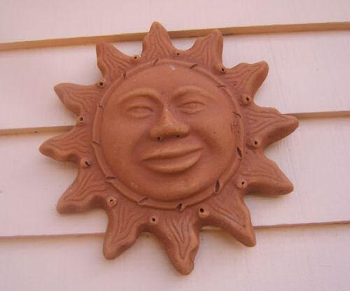 Sun Face / Sensible Gardening and Living