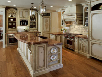 Traditional Kitchen Designs Timeless And Elegant