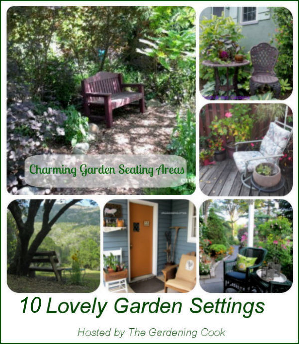 10 Lovely Garden Settings